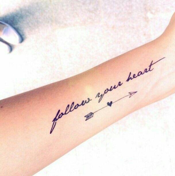 Tattoos Schriftzüge Mit Bedeutung (284)