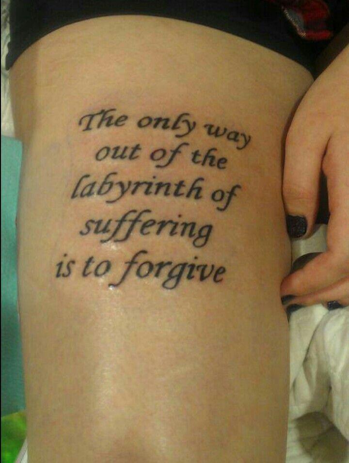 Tattoos Schriftzüge Mit Bedeutung (292)