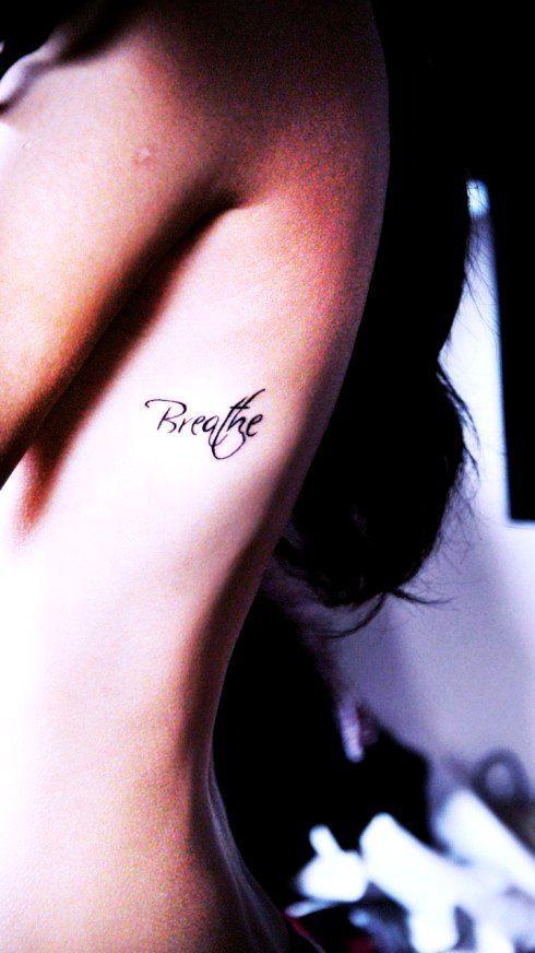 Tattoos Schriftzüge Mit Bedeutung (297)