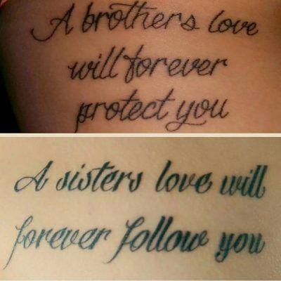 Tattoos Schriftzüge Mit Bedeutung (335)