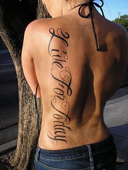 Tattoos Schriftzüge Mit Bedeutung (34)
