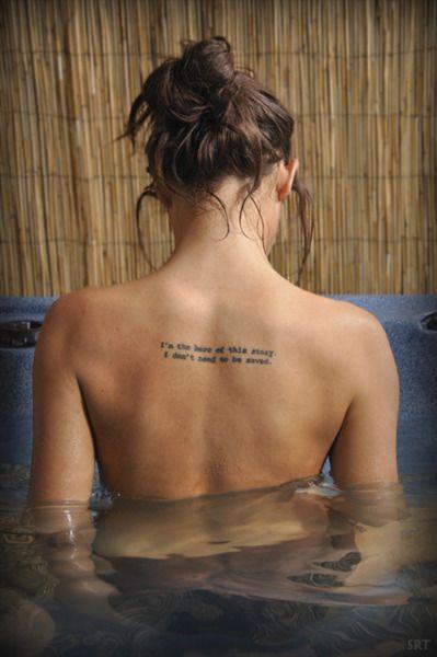 Tattoos Schriftzüge Mit Bedeutung (60)