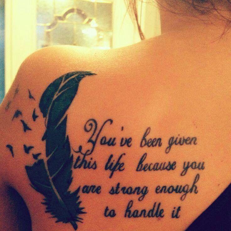 Tattoos Schriftzüge Mit Bedeutung (64)