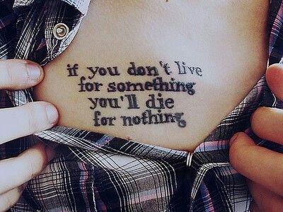 Tattoos Schriftzüge Mit Bedeutung (70)