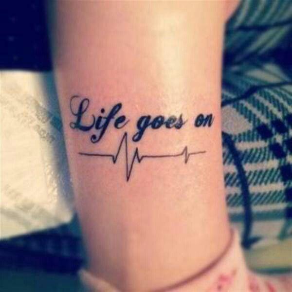 Tattoos Schriftzüge Mit Bedeutung (79)