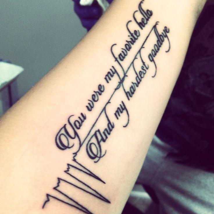 Tattoos Schriftzüge Mit Bedeutung (89)