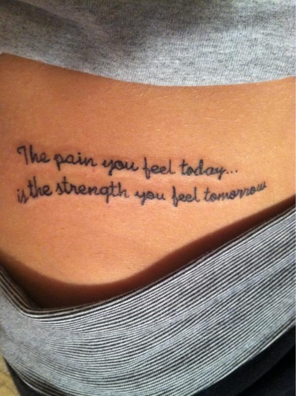 Tattoo motive lateinische sprüche