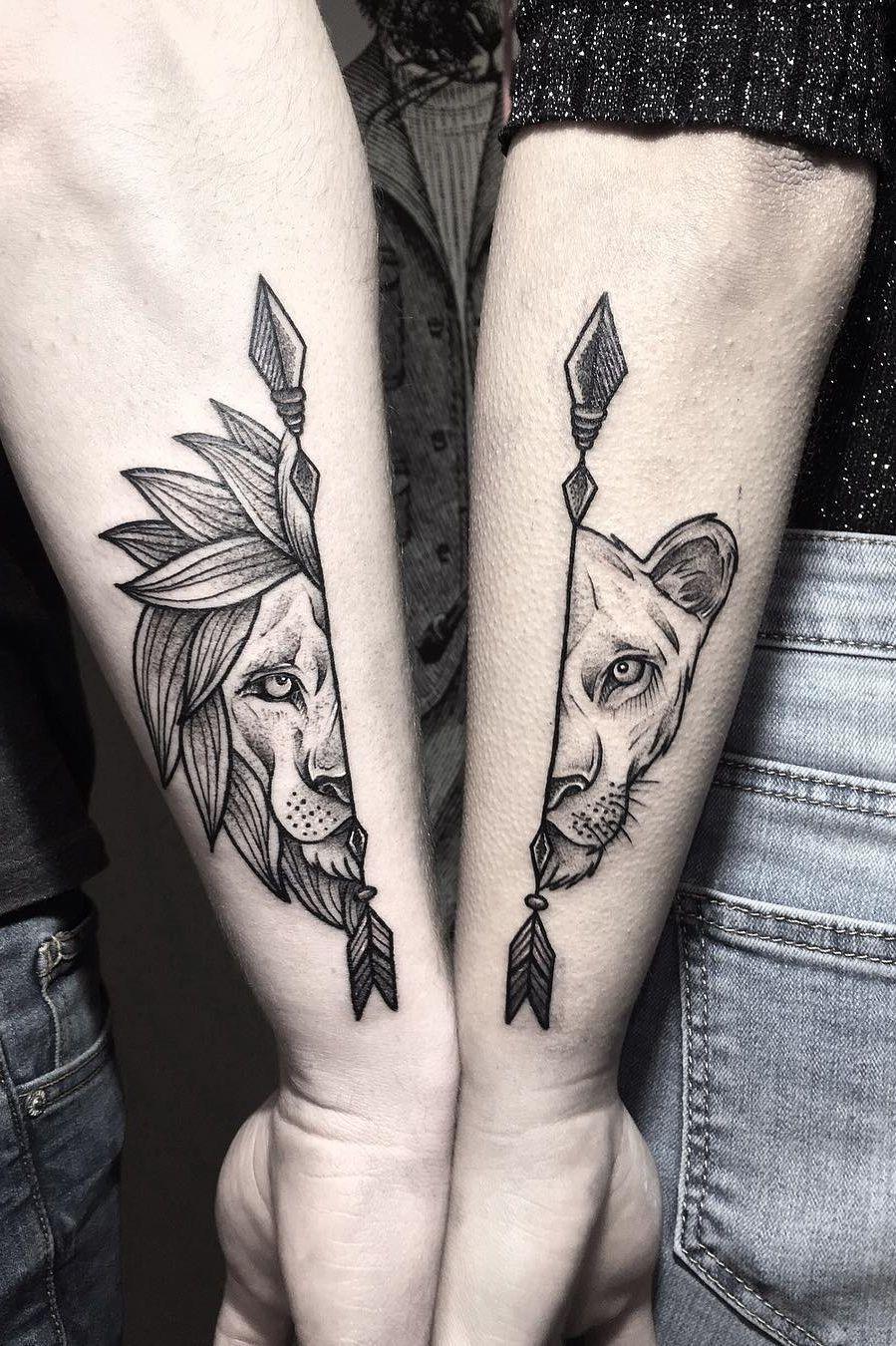 Tatuajes Para Parejas (185)