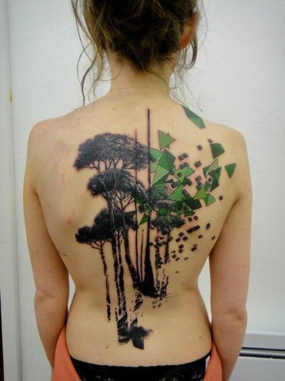 Best Place For A Tattoo On A Woman (11)