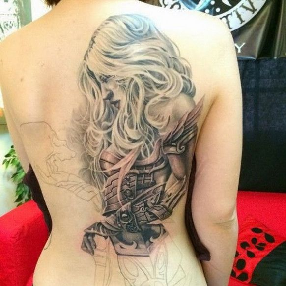 Best Place For A Tattoo On A Woman (78)
