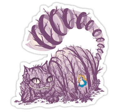 Cheshire Cat Tattoo Ideas Pictures (116)