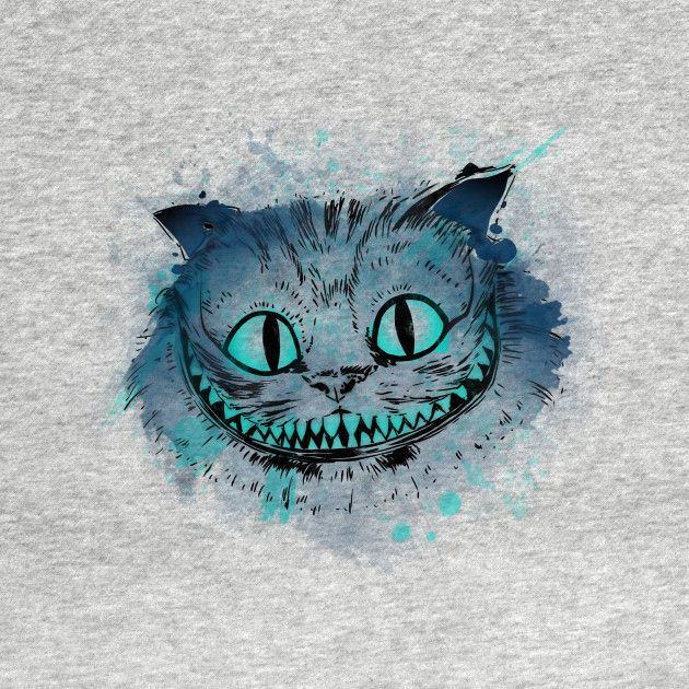 Cheshire Cat Tattoo Ideas Pictures (129)