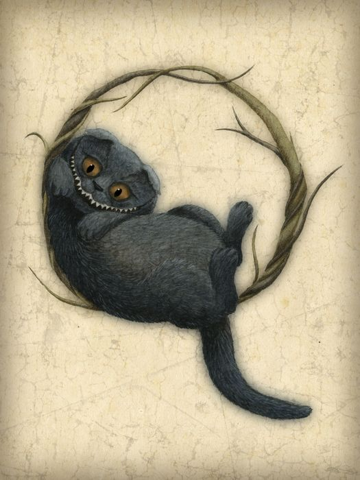 Cheshire Cat Tattoo Ideas Pictures (131)
