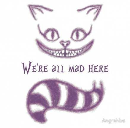 Cheshire Cat Tattoo Ideas Pictures (140)
