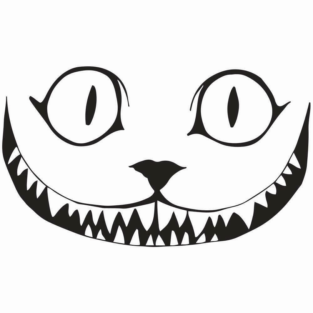 Cheshire Cat Tattoo Ideas Pictures (174)