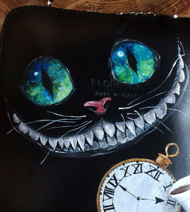 Cheshire Cat Tattoo Ideas Pictures (220)