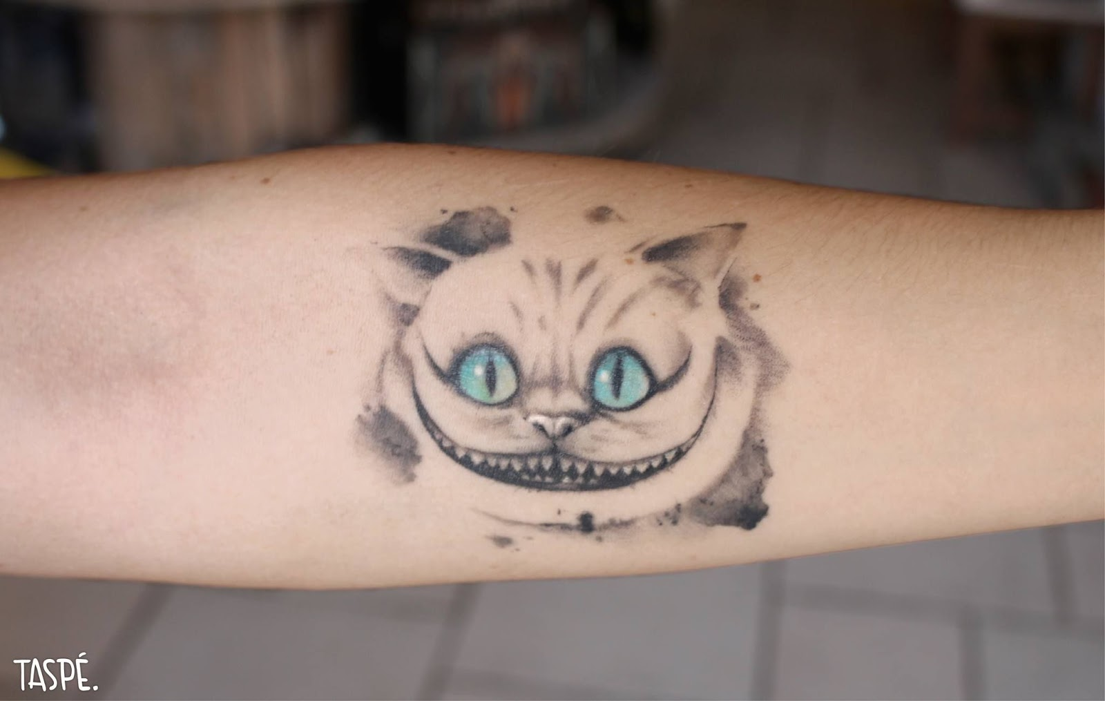 Cheshire Cat Tattoo Ideas Pictures (51)