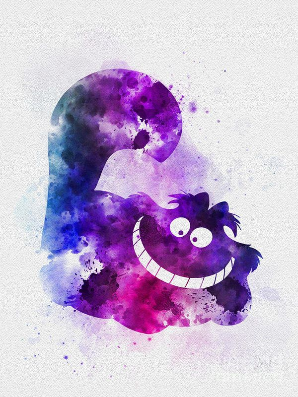 Cheshire Cat Tattoo Ideas Pictures (53)