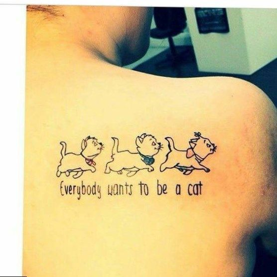Cheshire Cat Tattoo Ideas Pictures (57)