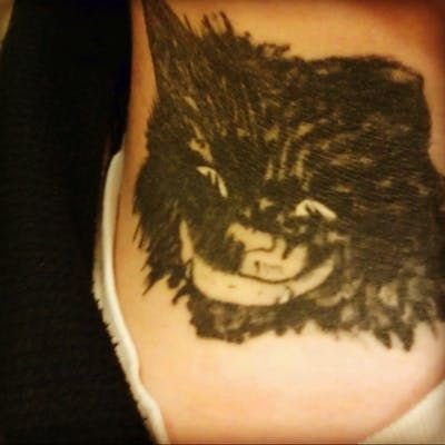Cheshire Cat Tattoo Ideas Pictures (98)