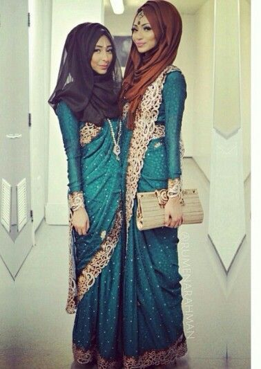 Different Saree Wearing Style (101)