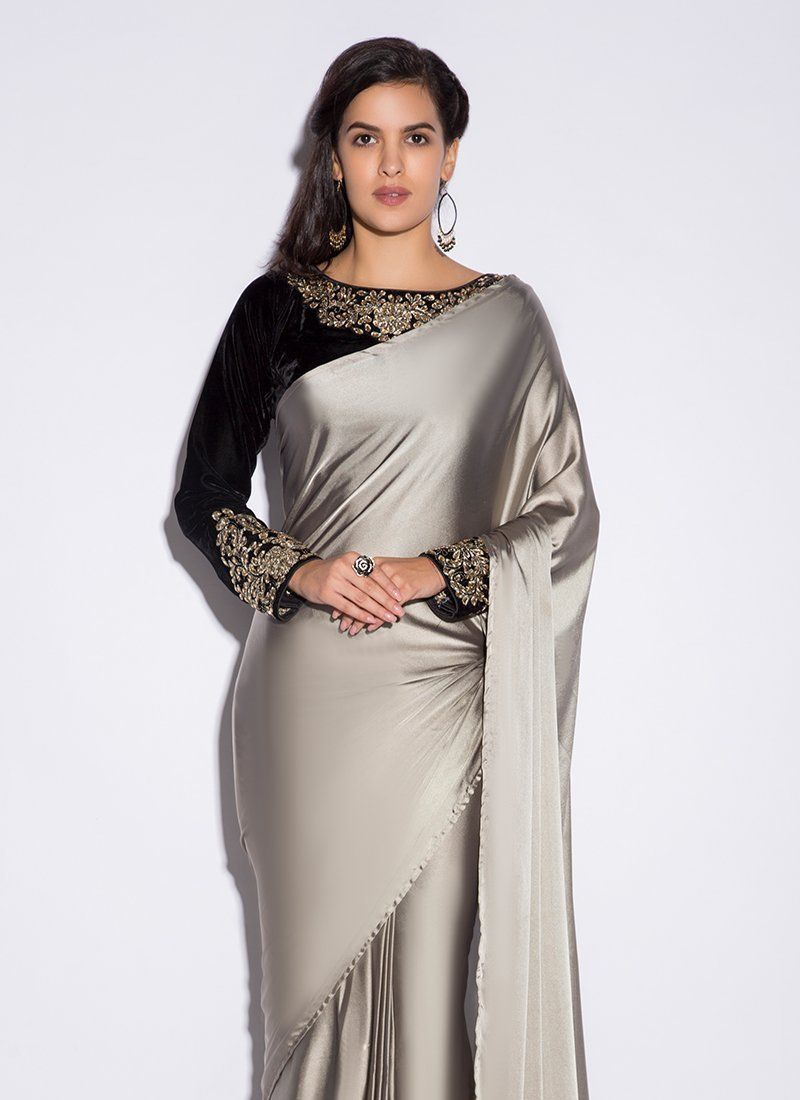 Different Saree Wearing Style (102)