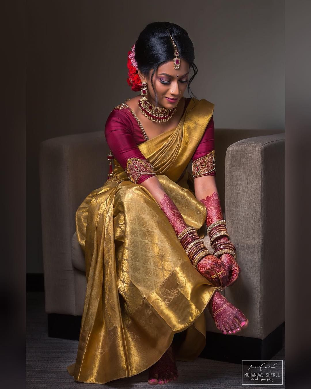 Different Saree Wearing Style (105)