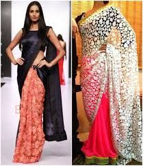 Different Saree Wearing Style (120)
