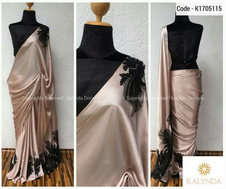 Different Saree Wearing Style (134)