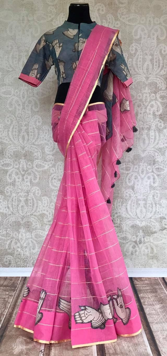 Different Saree Wearing Style (137)