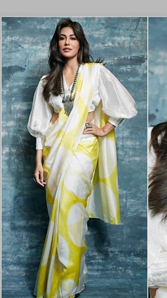 Different Saree Wearing Style (14)