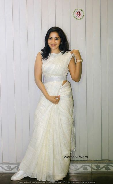 Different Saree Wearing Style (156)