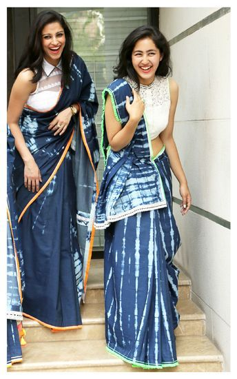 Different Saree Wearing Style (17)