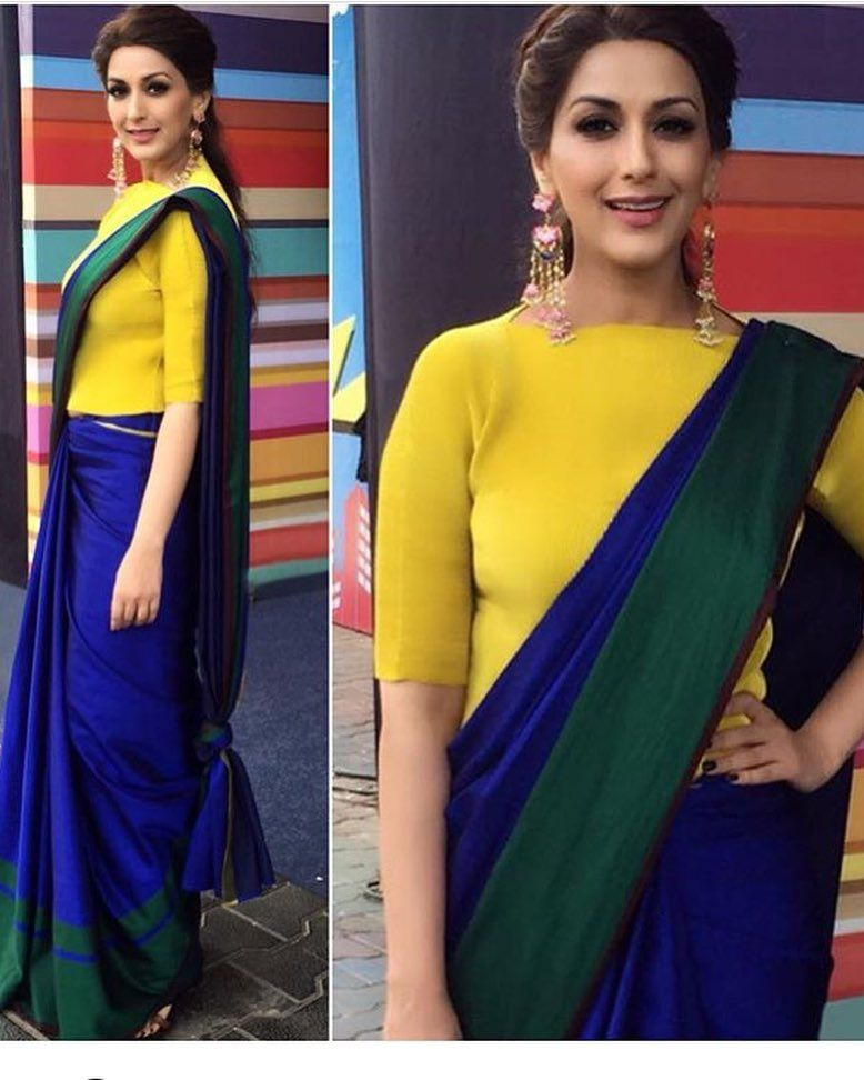 Different Saree Wearing Style (180)