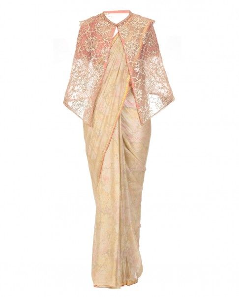 Different Saree Wearing Style (181)