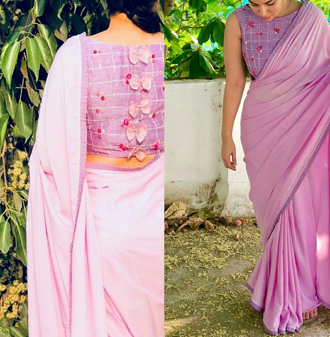 Different Saree Wearing Style (199)