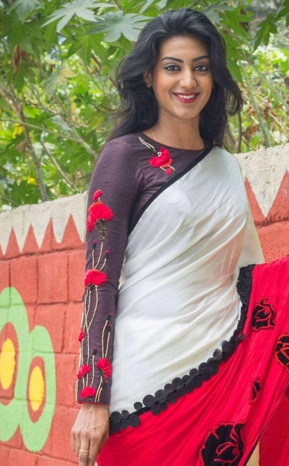 Different Saree Wearing Style (201)