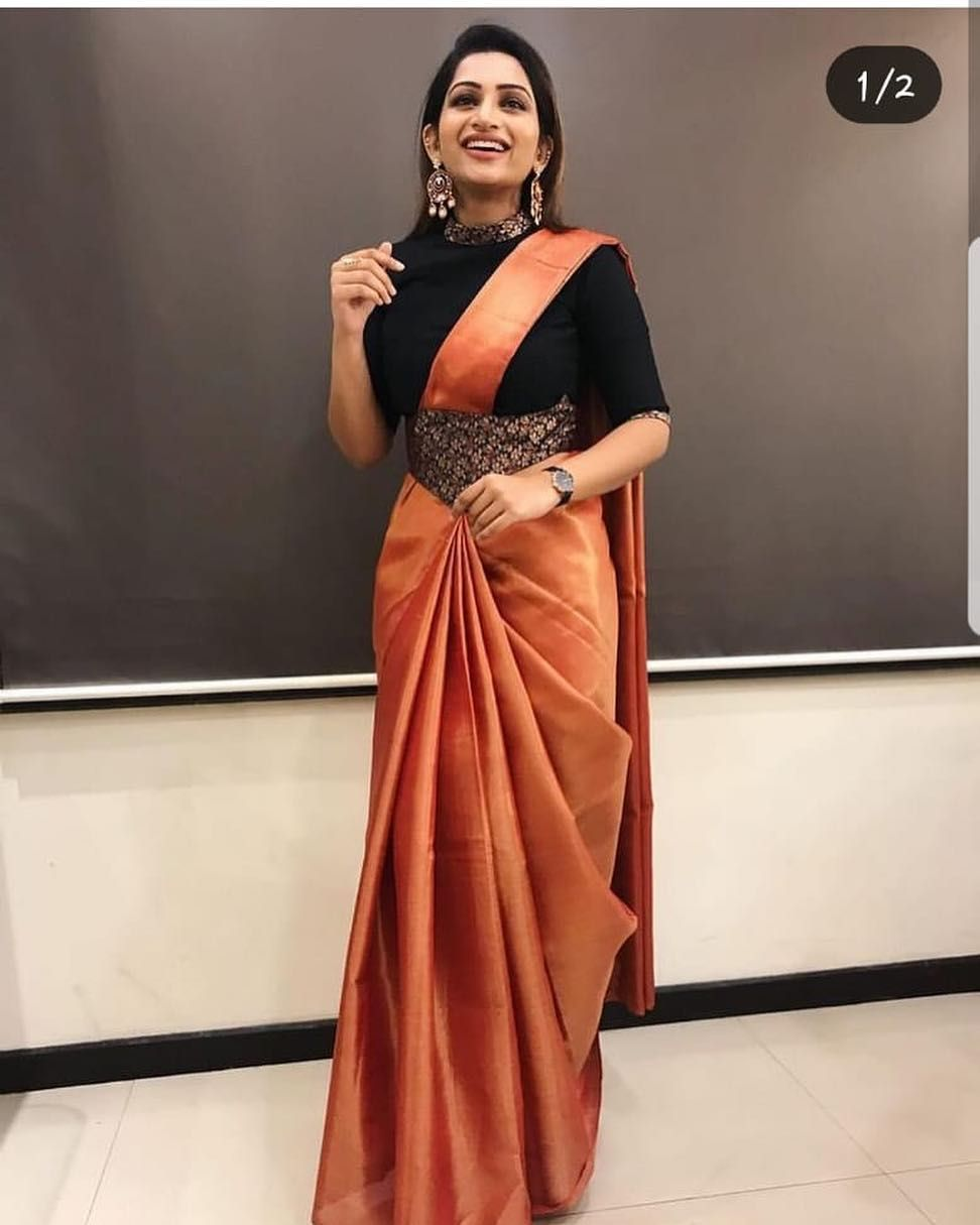 Different Saree Wearing Style (205)