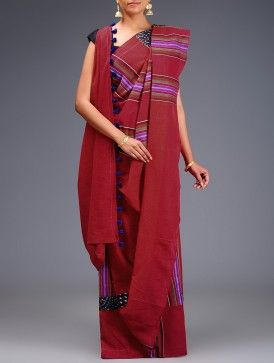 Different Saree Wearing Style (210)