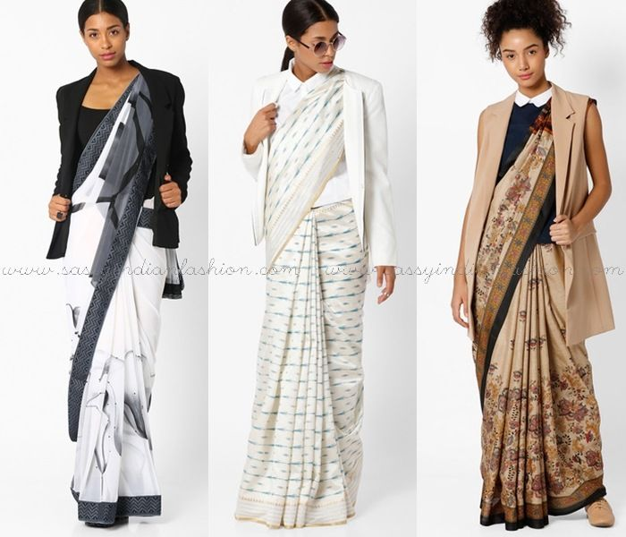 Different Saree Wearing Style (239)