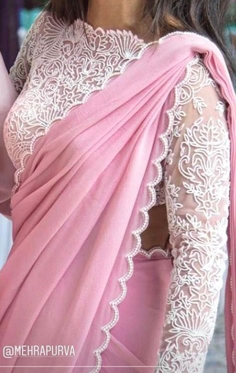 Different Saree Wearing Style (245)