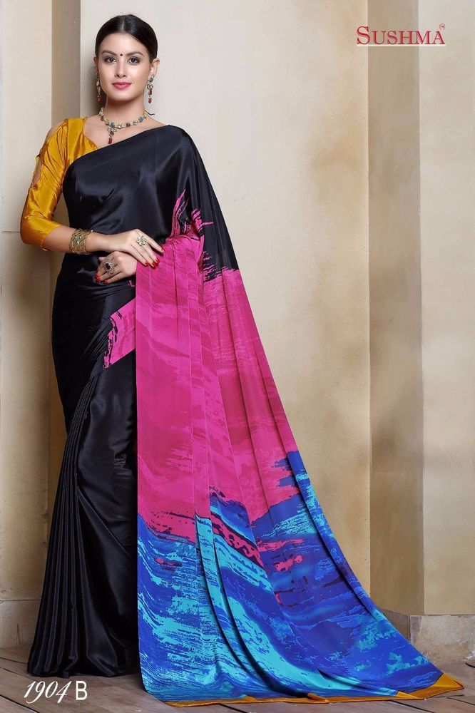 Different Saree Wearing Style (248)