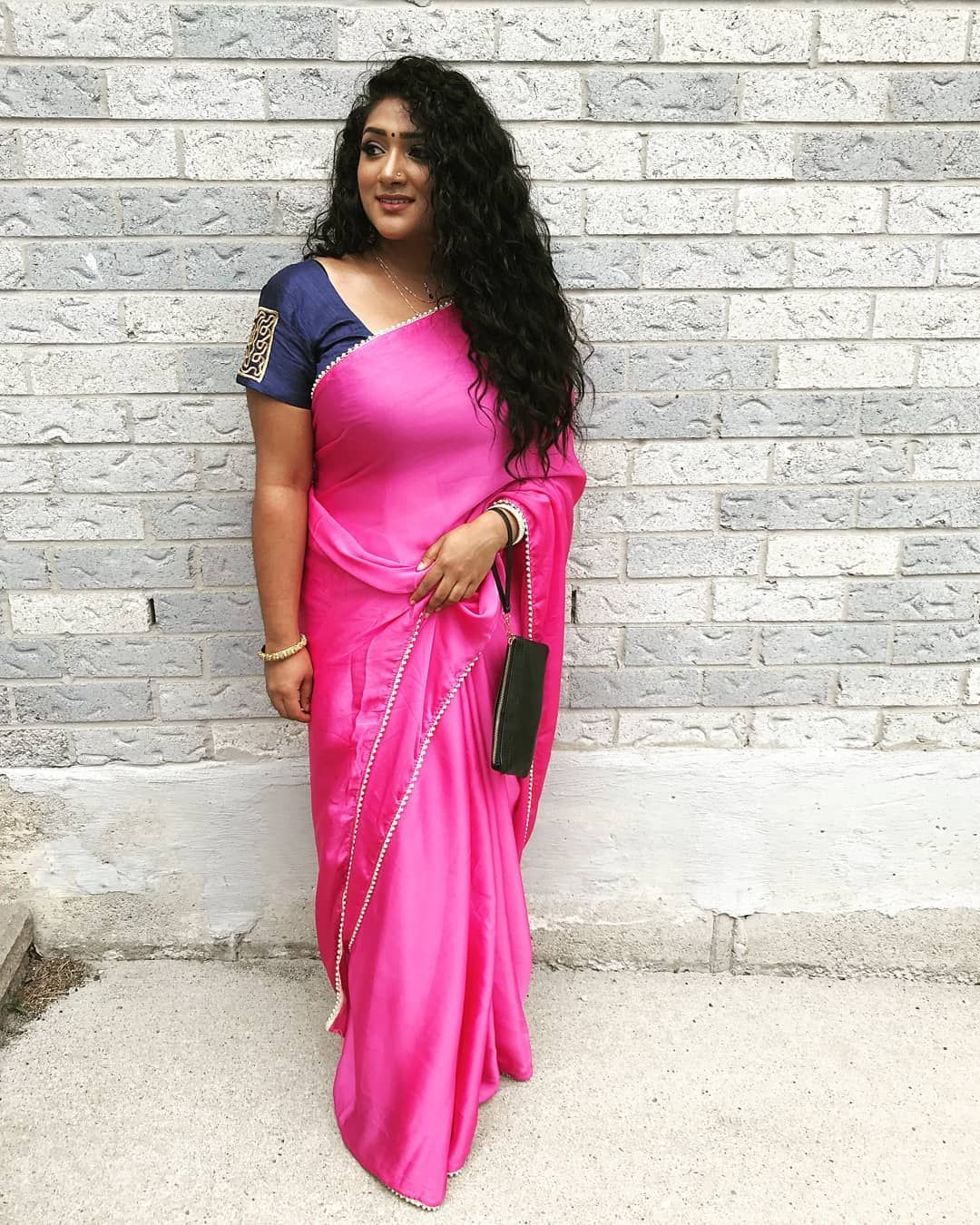 Different Saree Wearing Style (26)