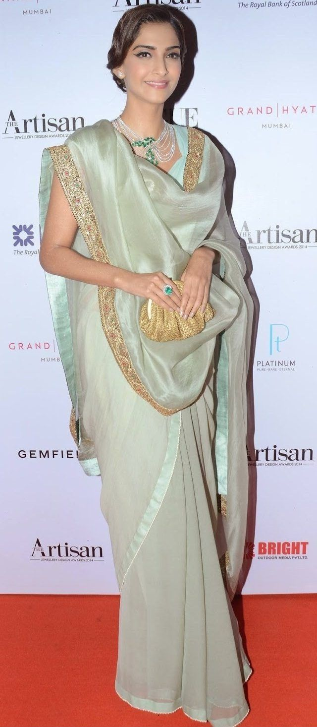 Different Saree Wearing Style (263)