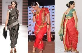 Different Saree Wearing Style (271)