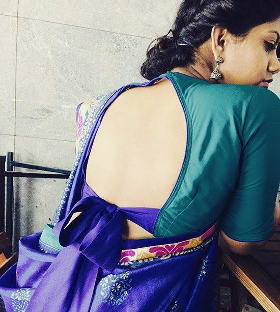 Different Saree Wearing Style (301)
