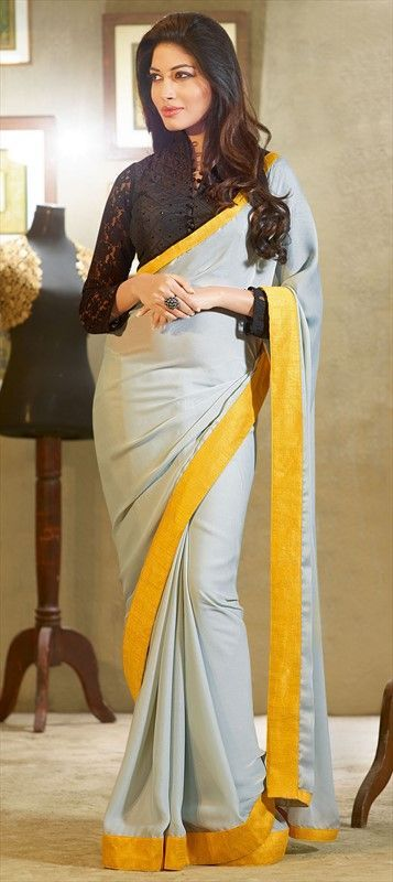 Different Saree Wearing Style (308)