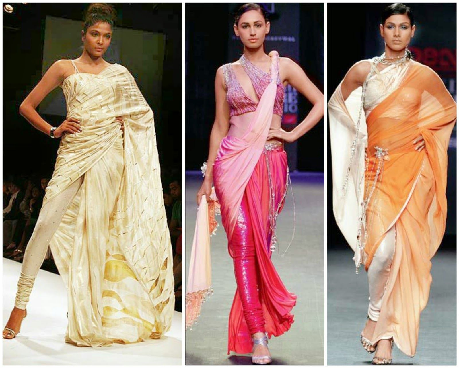 Different Saree Wearing Style (311)