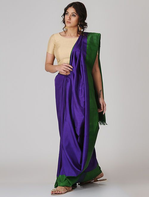Different Saree Wearing Style (313)