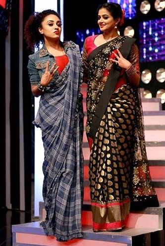 Different Saree Wearing Style (314)